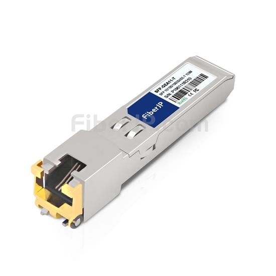 Cisco GLC-TA対応互換 10/100/1000BASE-T SFPモジュール(RJ45銅製、100m)の画像