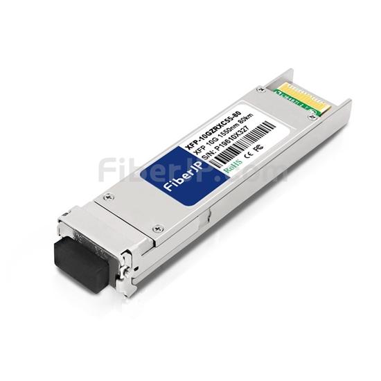 Cisco ONS-XC-10G-L2対応互換 10GBASE-ZR/ZW & OC-192/STM-64 LR-2 XFPモジュール(1550nm 80km DOM)の画像