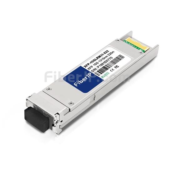 Brocade OC192-XFP-SR1対応互換 10GBASE-LRM XFPモジュール(1310nm 2km DOM)の画像
