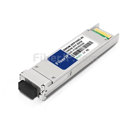 Cisco ONS-XC-10G-C対応互換 10G DWDM Cバンド調整可能なXFPモジュール(50GHz 80km DOM)の画像