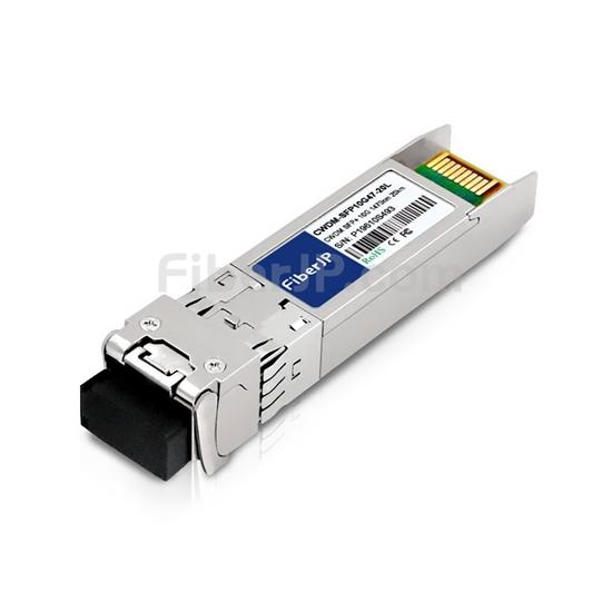 Juniper Networks EX-SFP-10GE-CWE47-20対応互換 10G CWDM SFP+モジュール(1470nm 20km DOM)の画像