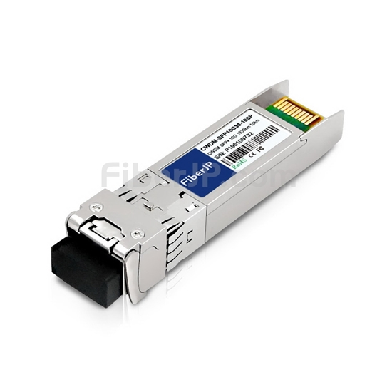 汎用 対応互換 10G CWDM SFP+モジュール(1330nm 10km DOM)の画像