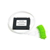 1x16 PLC型光スプリッタ(スプライス/ピグテールABSモジュール、900μm、SC/APC、シングルモード)の画像