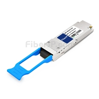 Dell (DE) Networking 407-BBRC対応互換 40GBASE-LM4 QSFP+モジュール(1310nm 1km DOM SMF&MMF)の画像