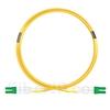 5m LC/APC-LC/APC デュプレックス シングルモード 光パッチケーブル(2.0mm PVC/OFNR OS2)の画像