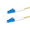 2m LC/UPC-LC/UPC シンプレックス シングルモード 光パッチケーブル(2.0mm PVC/OFNR OS2)の画像