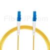 7m LC/UPC-LC/UPC シンプレックス シングルモード 光パッチケーブル(2.0mm PVC/OFNR OS2)の画像