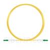 2m LC/APC-LC/APC シンプレックス シングルモード 光パッチケーブル(2.0mm PVC/OFNR OS2)の画像