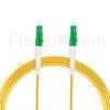 15m LC/APC-LC/APC シンプレックス シングルモード 光パッチケーブル(2.0mm PVC/OFNR OS2)の画像