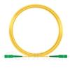 15m SC/APC-SC/APC シンプレックス シングルモード 光パッチケーブル(2.0mm PVC/OFNR OS2)の画像