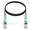 3m Extreme Networks 10413対応互換 100G QSFP28パッシブダイレクトアタッチ銅製Twinaxケーブル(DAC)の画像