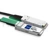 1m Cisco QSFP-100G-CU1M対応互換 100G QSFP28パッシブダイレクトアタッチ銅製Twinaxケーブル(DAC)の画像