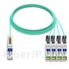 20m Arista Networks AOC-Q-4S-100G-20M対応互換 100G QSFP28/4x25G SFP28ブレイクアウトアクティブオプティカルケーブル(AOC)の画像