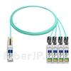 5m Juniper Networks JNP-100G-4X25G-5M対応互換 100G QSFP28/4x25G SFP28ブレイクアウトアクティブオプティカルケーブル(AOC)の画像