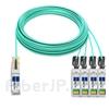 50m Juniper Networks JNP-100G-4X25G-50M対応互換 100G QSFP28/4x25G SFP28ブレイクアウトアクティブオプティカルケーブル(AOC)の画像