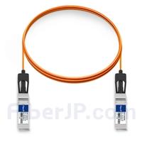 3m Dell (DE) Force10 CBL-10GSFP-AOC-3M対応互換 10G SFP+アクティブオプティカルケーブル(AOC)の画像