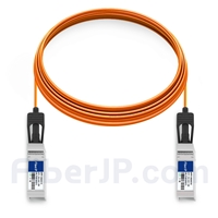 15m Extreme Networks 10GB-F15-SFPP対応互換 10G SFP+アクティブオプティカルケーブル(AOC)の画像