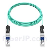 20m Dell (DE) CBL-25GSFP28-AOC-20M対応互換 25G SFP28アクティブオプティカルケーブル(AOC)の画像