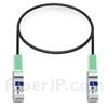 0.5m Arista Networks CAB-Q-Q-0.5M対応互換 40G QSFP+パッシブダイレクトアタッチ銅製ケーブル(DAC)の画像