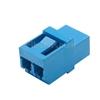 LC/UPC-LC/UPC シングルモード デュプレックス OS2 標準型光ファイバアダプター/嵌合スリーブ(フランジなし)の画像