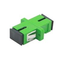 SC/APC-SC/APC シンプレックス シングルモード 光ファイバアダプター/嵌合スリーブ(フランジ付き)の画像