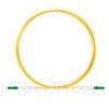 1M(3ft)1550nm LC/APC 低速軸 シングルモード シンプレックス 偏波保持 光パッチケーブル(3.0mm PVC-3.0mm/OFNR)の画像