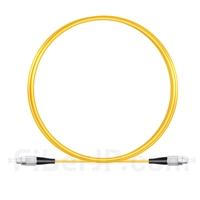 3M(10ft)1550nm FC/UPC 低速軸 シングルモード シンプレックス 偏波保持 光パッチケーブル(3.0mm PVC-3.0mm/OFNR)の画像