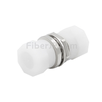 FC/UPC-FC/UPC シンプレックス シングルモード/マルチモード 金属製 小D型光ファイバアダプター/嵌合スリーブ(フランジなし)の画像