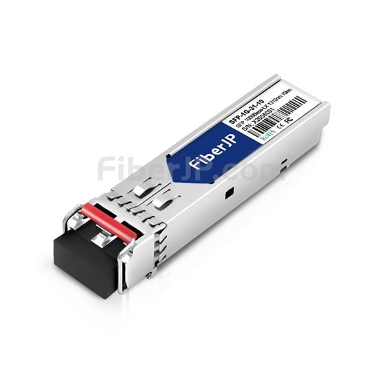 Calix 100-01662互換 1000Base-LX SFPモジュール 1310nm 10km SMF(LCデュプレックス) DOMの画像