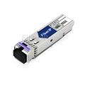 ADTRAN 12004810互換 1000Base-BX SFPモジュール 1490nm-TX/1310nm-RX 10km SMF(LCシンプレクス) DOMの画像