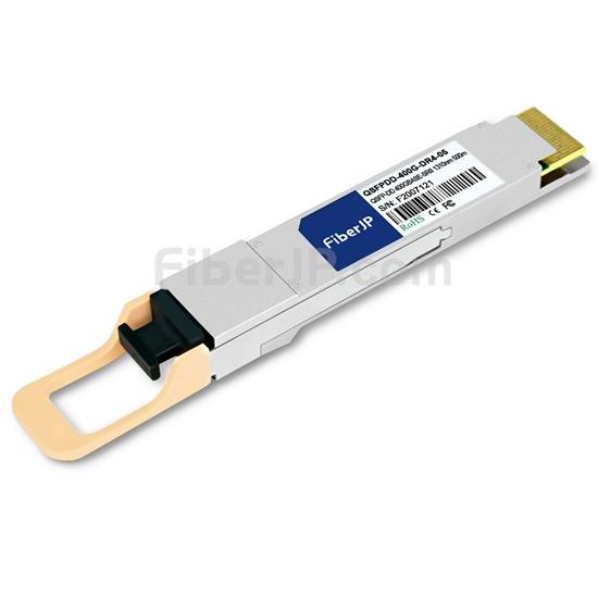汎用 対応互換 400GBASE-DR4 QSFP-DDモジュール(1310nm 500m DOM)の画像