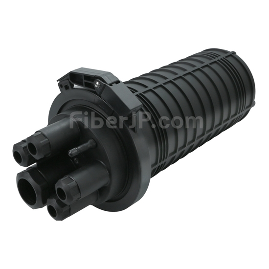 GJS-M5JF 144芯 PLC型スプリッタ光スプライスクロージャ(シングル光ファイバ融着接続、5エントリー)の画像