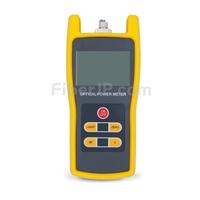 OPM-208C携帯型光パワーメーター(-50~/26dBm、2.5mm FC/SC/STコネクタ付き)の画像
