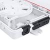 4ポート FTB-104C ウォールマウント光成端箱(ピグテールとアダプタなしの画像