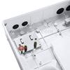 GFL-S-24D 1x24 光ファイバスプリッタ屋外光成端箱(ピグテールとアダプタなしの分配ボックスの画像