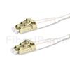 30m LC/UPC-LC/UPC デュプレックス マルチモード 光パッチケーブル(2.0mm LSZH OM3)の画像